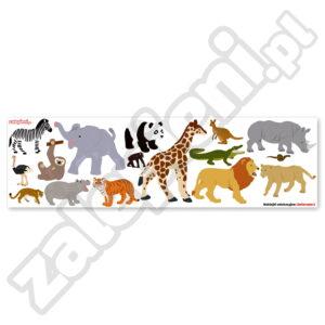 Naklejki zwierzęta 1