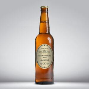 Etykieta na piwo 03