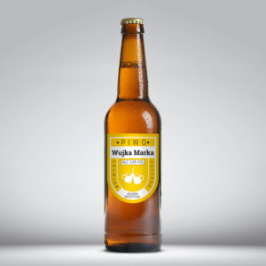 Etykieta na piwo 08