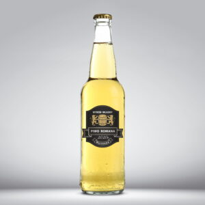 Etykieta na piwo 09