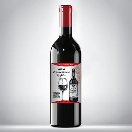 Etykiety na wina