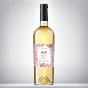 Wino weselne białe 03