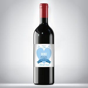 Wino weselne czerwone 04