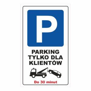 Parking 30 minut