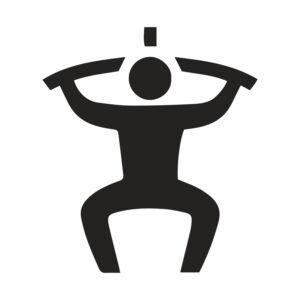 naklejka fitness 5