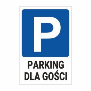 parking dla gości