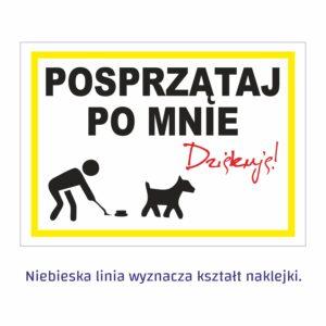 posprzątaj po psie 2