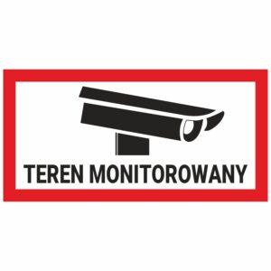 teren monitorowany 2