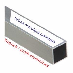 trzonek aluminiowy