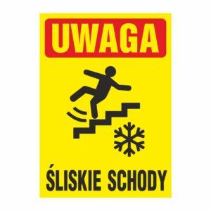 uwaga śliskie schody2