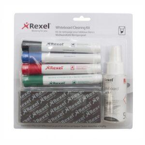 zestaw suchościeralny rexel 1