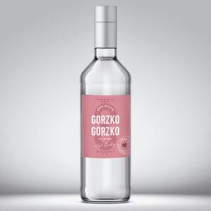 Etykiety na alkohole