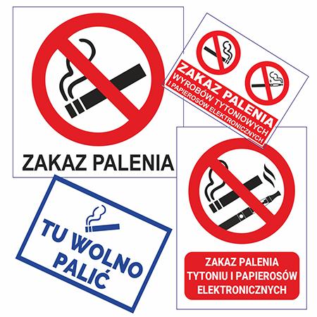 Zakaz palenia kategoria