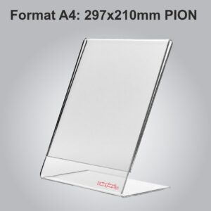 stojak A4 pion