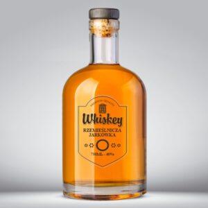 Etykiety na whisky